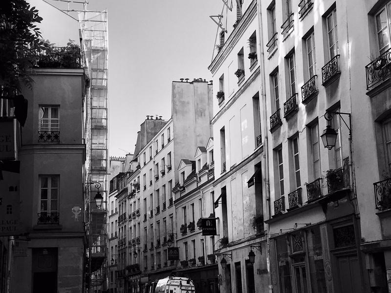 Rue Saint Paul (c) MF
